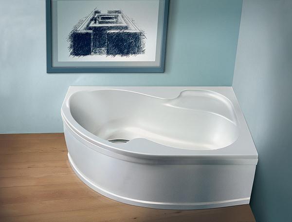 Акриловая ванна - особенности и преимущества акриловых ванн