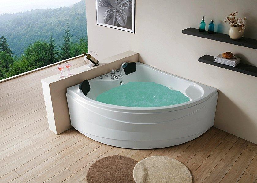 Почему акриловые ванны так популярны - основные преимущества