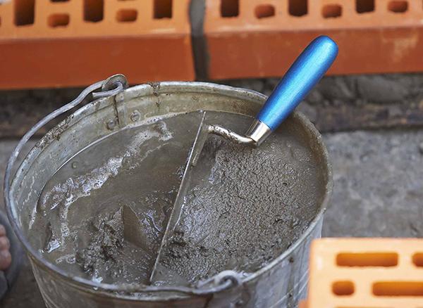 Вяжущие материалы в строительстве: глина, известь и гипс