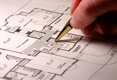 Этапы создания архитектурного проекта здания