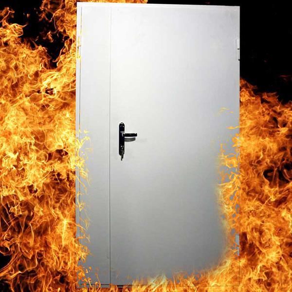 Противопожарные двери - особенности конструкции и преимущества