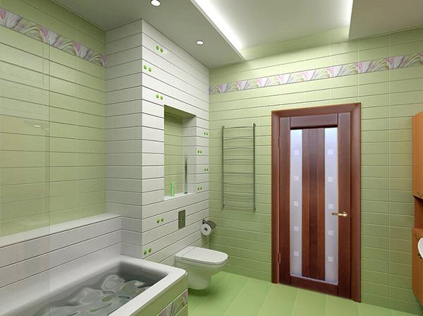 Установка двери в ванной - что нужно учесть