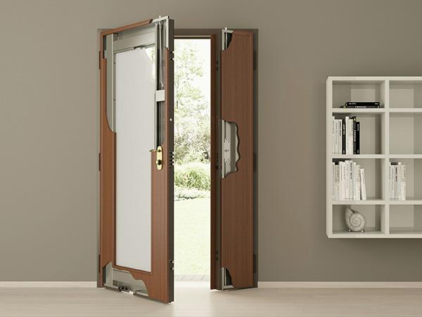 Важные характеристики металлических дверей