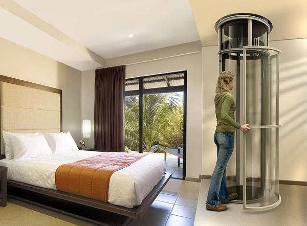 Коттеджные лифты для частного дома – особенности конструкции и применения