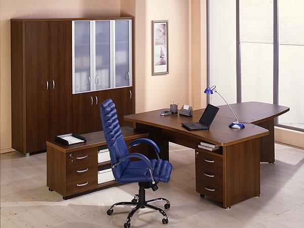 Качественная красивая мебель для современных офисов