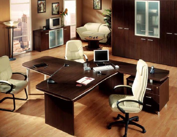 Выбираем офисную меблировку