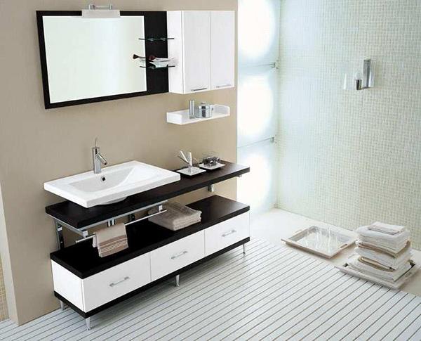 Выбор мебели и мебельной фурнитуры для ванной комнаты