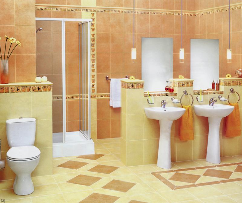 Как выбрать кафельную плитку для стен ванной
