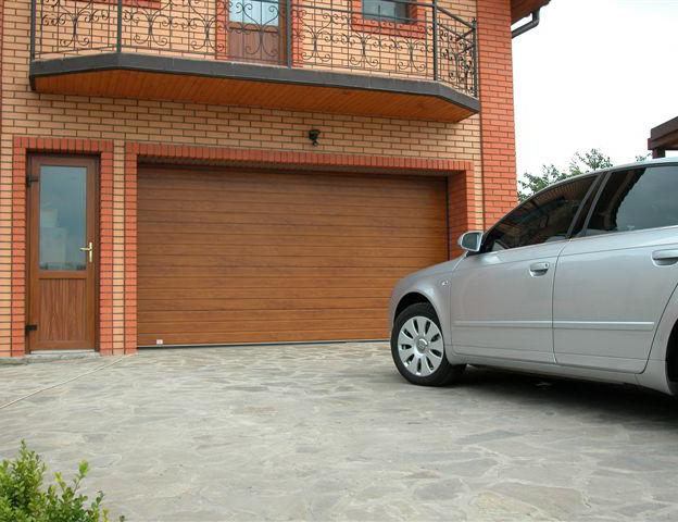 Гаражные ворота: подготовка проемов для гаражных ворот
