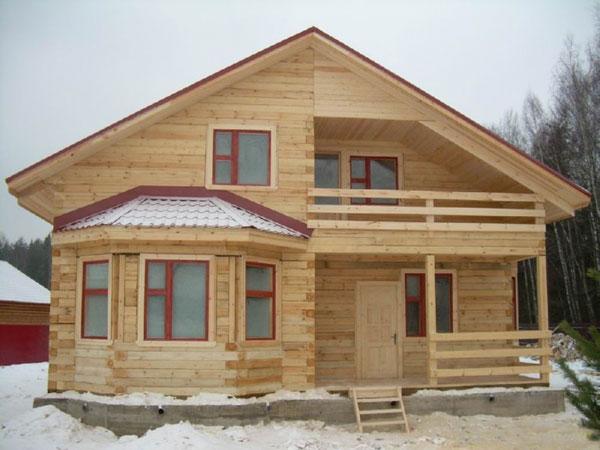 Как правильно подбирать участок для строительства брусового дома