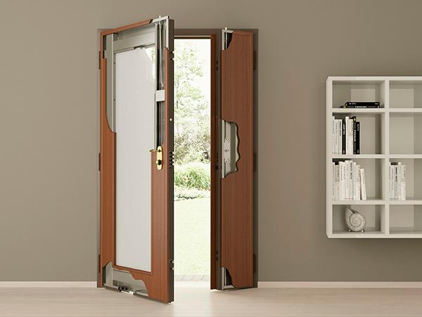 Как установить двери в квартире?