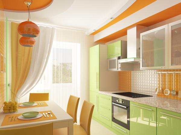 Как сделать квартиру уютной с помощью цветовых решений?