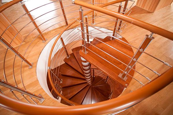 Чердачная лестница: требования и виды