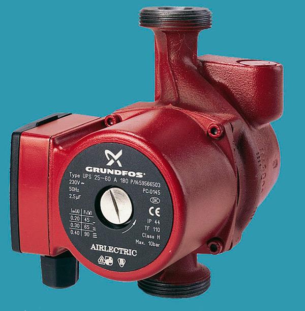 Выбираем циркуляционные насосы для систем отопления