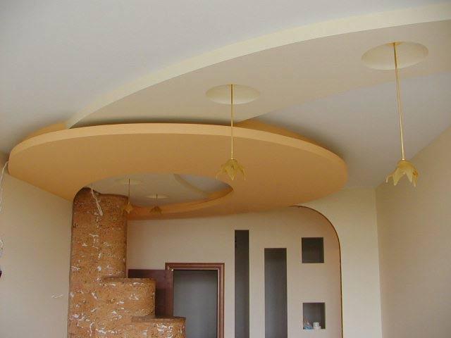 Подвесные потолки: красота и практичность