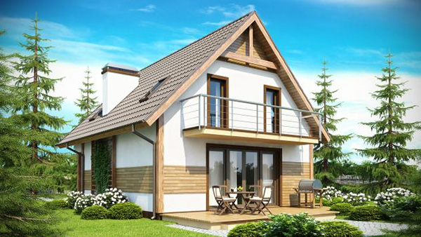 Эффективные проекты домов, бань и коммерческих объектов