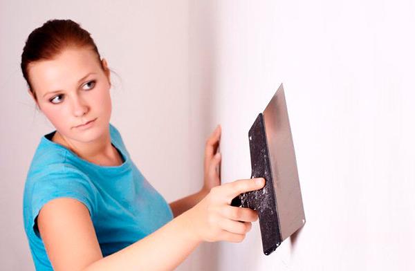 Шпаклевка стен: полезные советы и правила