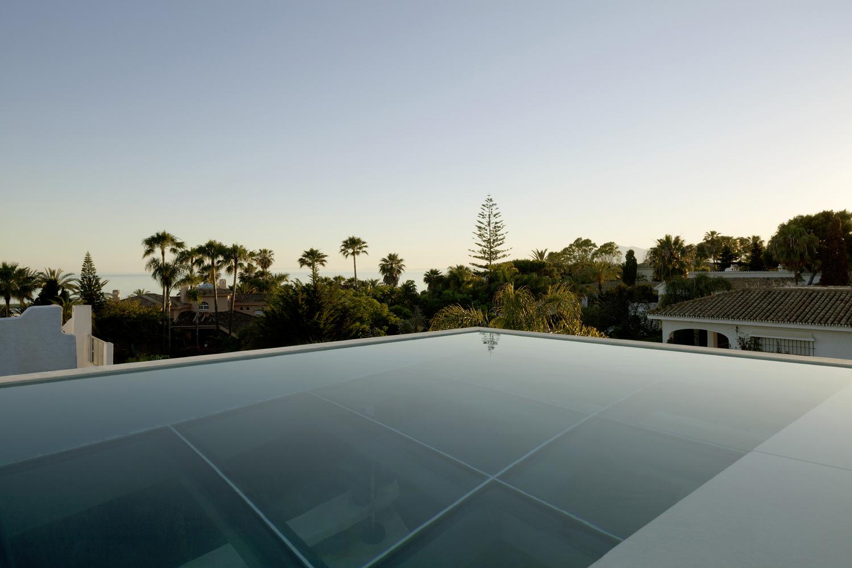 Роскошный особняк Jellyfish House с видом на Средиземное море