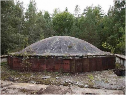 Ракетная шахта Двина, Кекава, Латвия