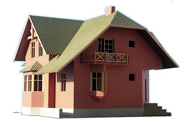 макеты зданий и сооружений