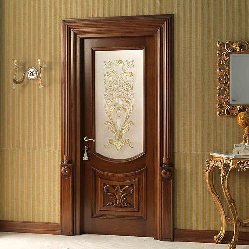 Почему именно деревянные двери?