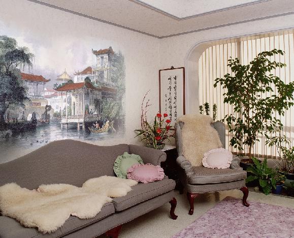 Современные фрески по штукатурке