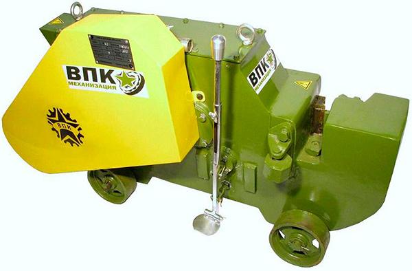 Оборудование для резки и гибки арматуры, его применение на стройплощадке