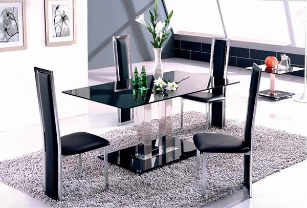 Выбираем кухонный стол - формы, цвет и конструкция кухонных столов