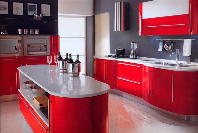Функциональный дизайн кухни - что за ним стоит?