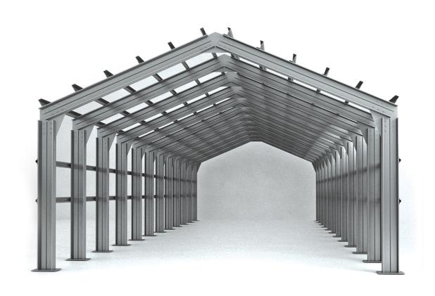 Использование легких металлоконструкций в строительстве