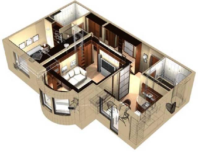Планировка дома - основные требования и нюансы перепланировки