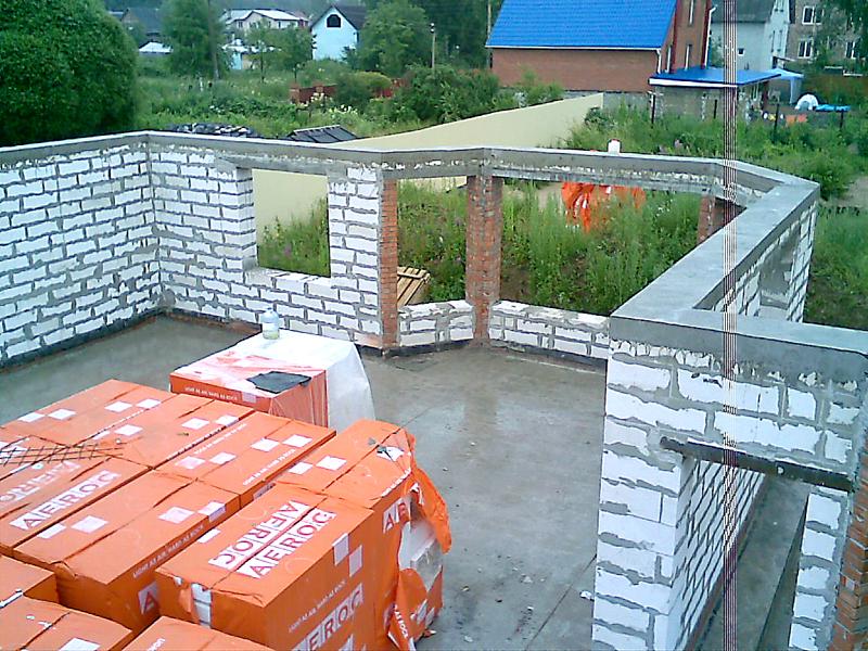 Стены: затраты на материалы