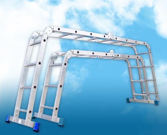 Лестницы-трансформеры: как выбрать?