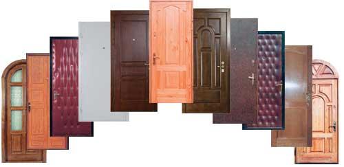 Преимущество металлических входных дверей