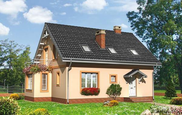 Как одновременно утеплить и изменить фасад загородного дома