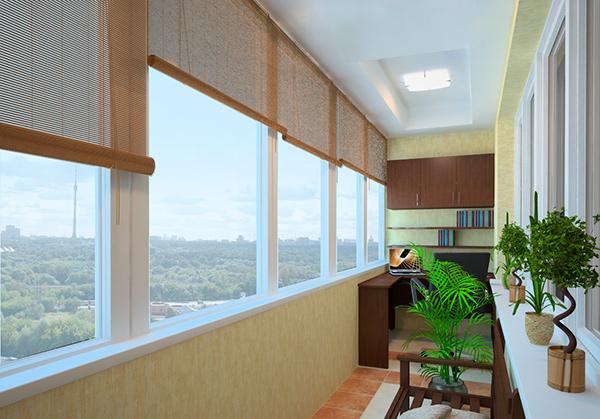 Как правильно застеклить балкон или лоджию