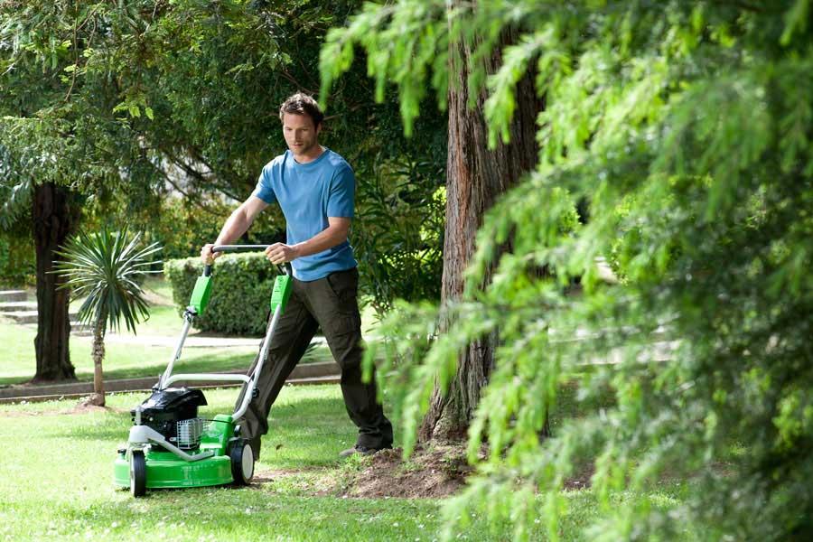 Современная садовая техника