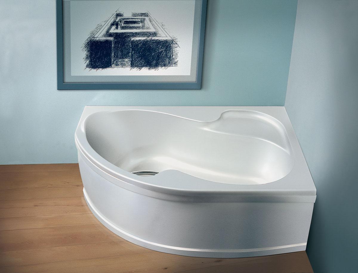 Все об акриловых ванных - особенности материала