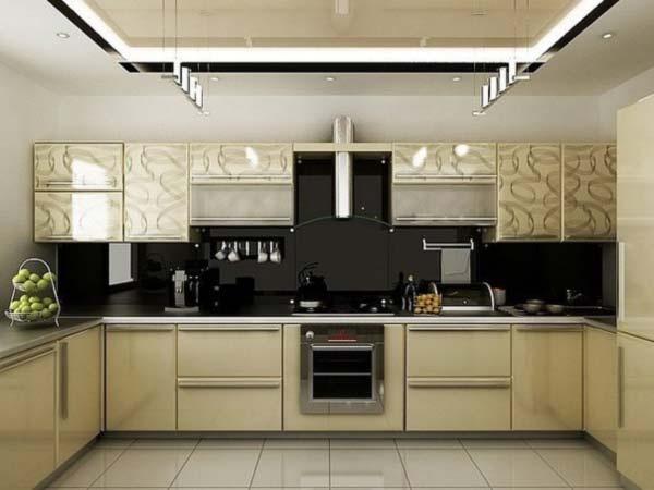Современные кухни стиля модерн фабрики «Ivanovamebli»