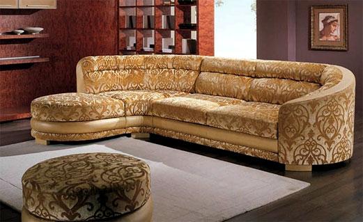 Мягкая мебель: варианты и разнообразие стилей