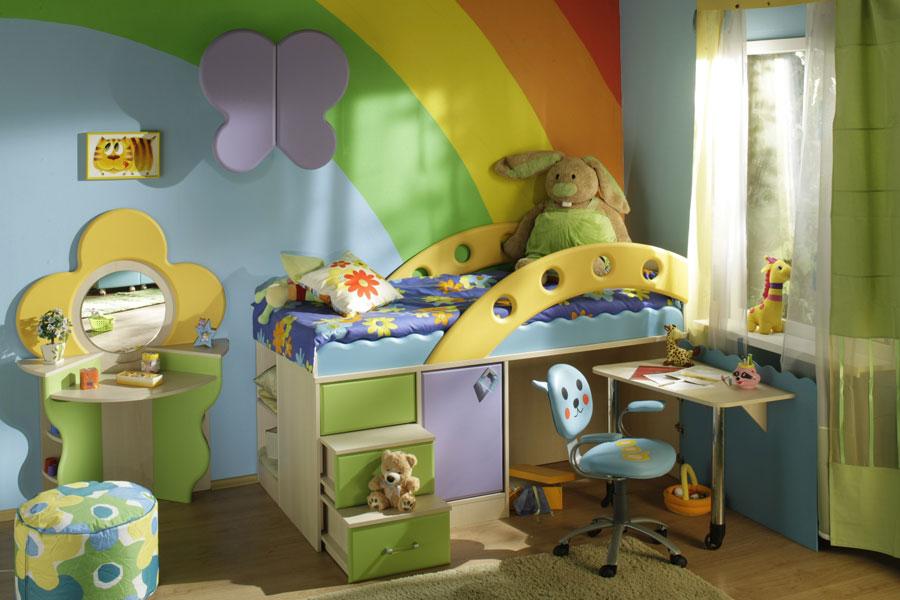 Как правильно подобрать детскую мебель