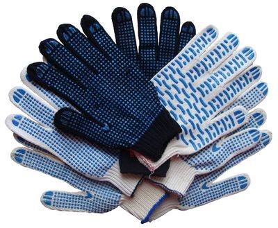 Выбираем рабочие перчатки - основные разновидности