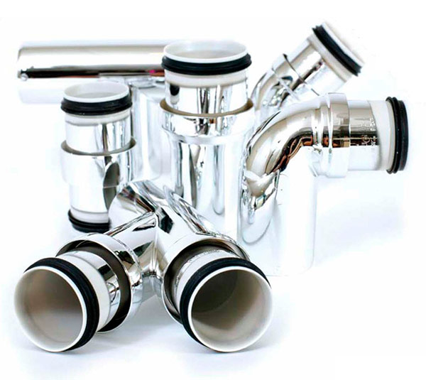 Сантехнические трубы и трубопроводная арматура