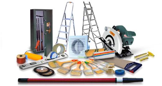 Аренда строительного инструмента для ремонта