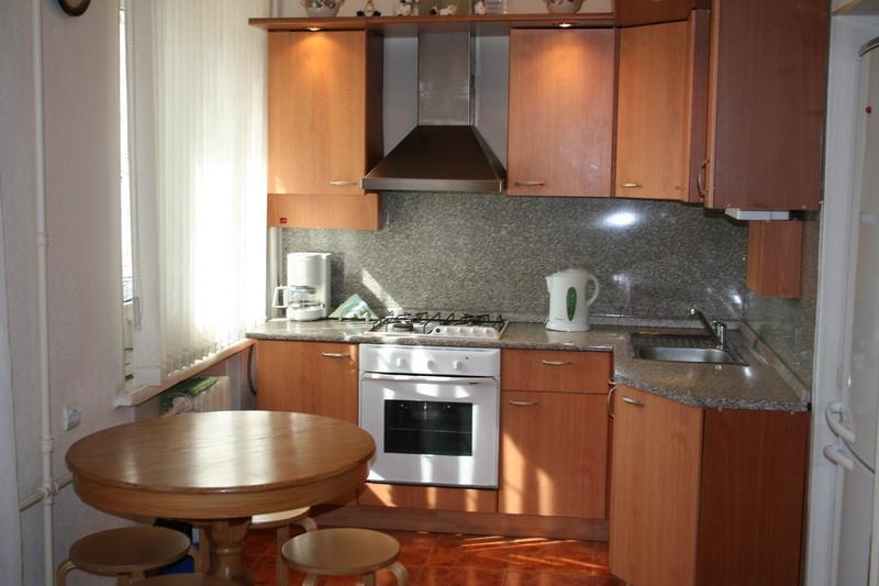 Кухня в «хрущевке»
