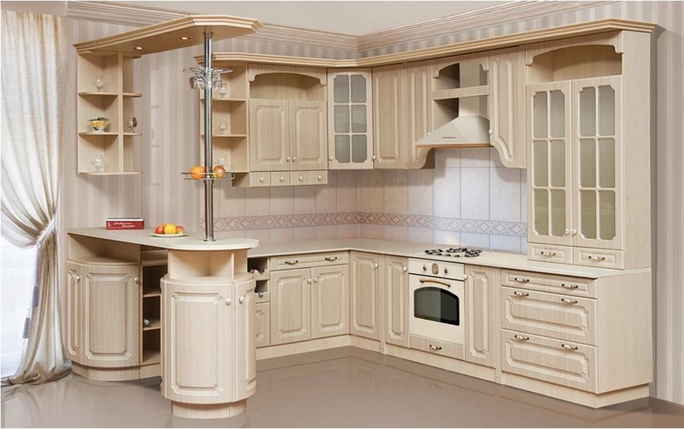 Интерьер кухни в современной квартире
