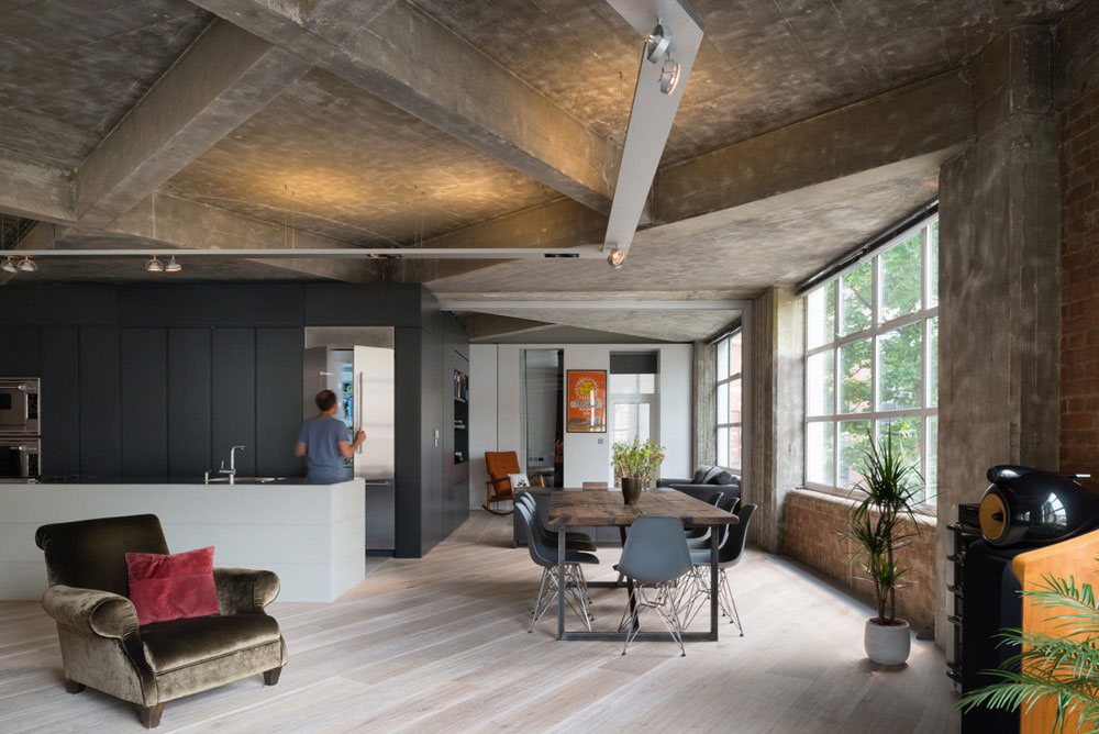 Clerkenwell-Loft-by-Inside-Out-Architecture
