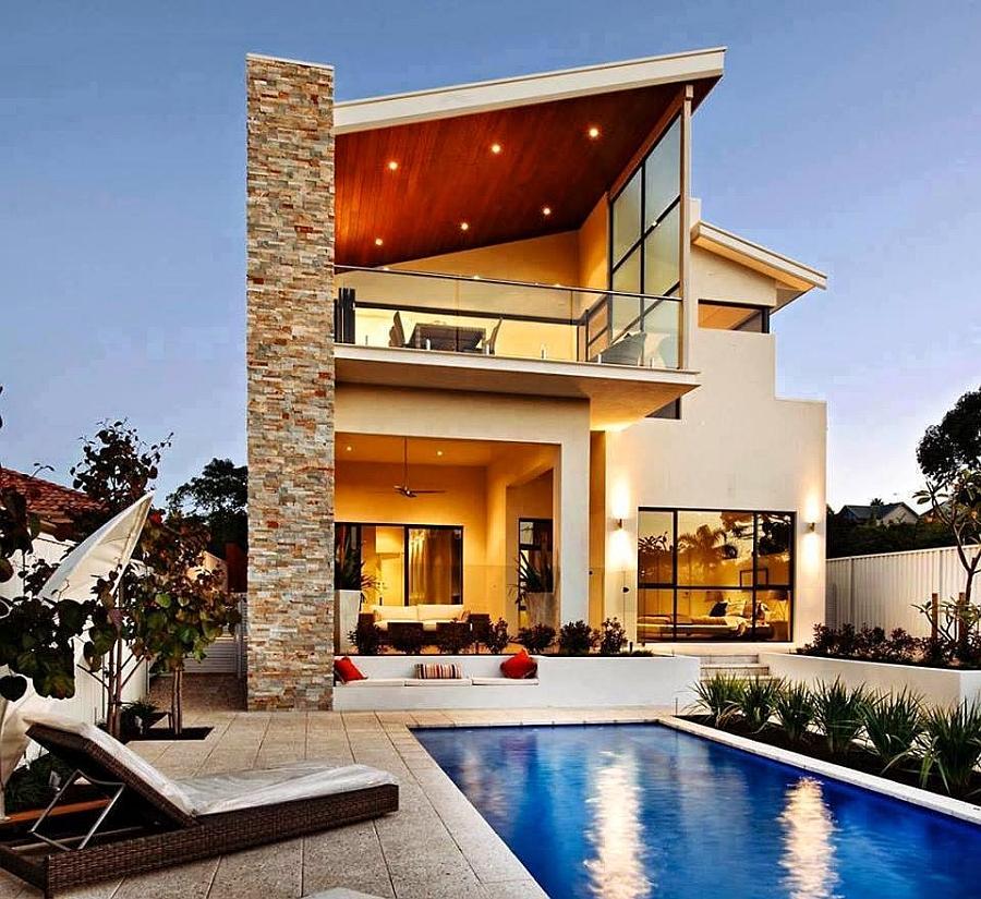 Роскошный семейный особняк в Австралии