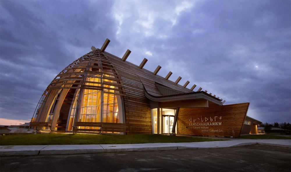Cree Cultural Institute in Canada