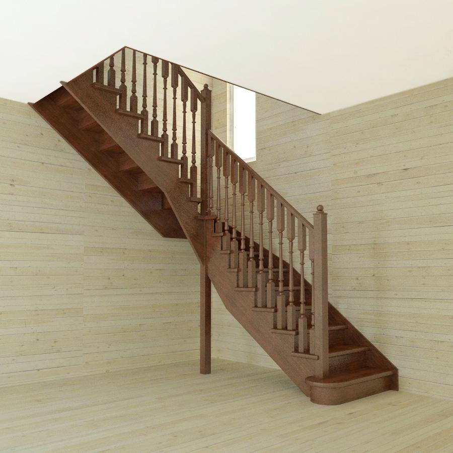 Лестницы - конструкция и разновидности